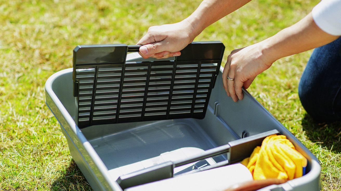 仕切板 LOW|ロータイプユーザーの収納術